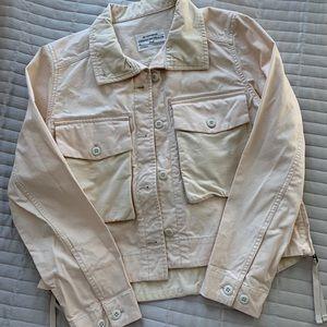 REI Cream Utility Jacket Size XS